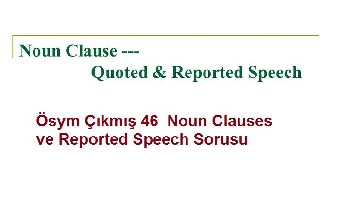relative clauses and noun clauses
